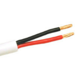 """C2G 250ft 16/2 CL2 In Wall Speaker Wire audio cable 2952.8"""" (75 m) White"""