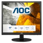 """AOC I960SRDA LED display 48.3 cm (19"""") 1280 x 1024 pixels HD Black"""