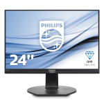 Philips B Line QHD LCD Monitor with PowerSensor 242B7QPTEB/00