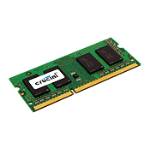 Crucial 16GB kit (8GBx2) PC3-12800 memory module DDR3 1600 MHz