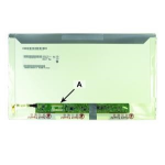 2-Power 2P-LP156WH2(TL)(D2) Display notebook spare part
