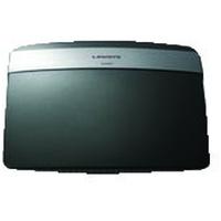 Linksys E2500 Wi-Fi Ethernet LAN Black