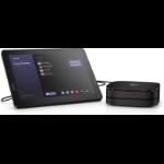 HP Elite Slice G2 i5-7500T USFF 7th gen Intel® Core™ i5 8 GB DDR4-SDRAM 128 GB SSD Windows 10 IoT Enterprise LTSB PC Black