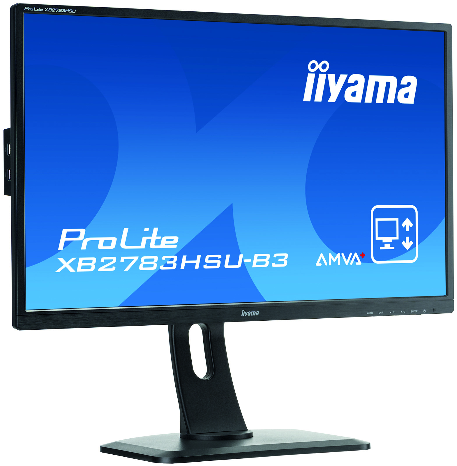 iiyama ProLite XB2783HSU-B3 computer monitor 68.6 cm (27