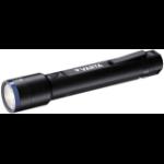 Varta F30R Black Hand flashlight LED