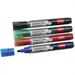 Nobo Liquid Ink Drywipe Markers Assorted (6)