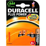Duracell MN2400B8 non-rechargeable battery