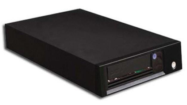 Tandberg Data LTO-6 HH SAS tape drive 2500 GB