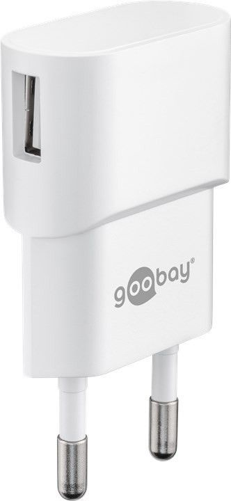 Goobay 44948 mobile device charger Indoor Black