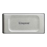 Kingston Technology XS2000 500 GB Negro, Plata