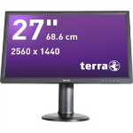 """Wortmann AG 2765W PV 27"""" UltraWide Quad HD Black computer monitor"""