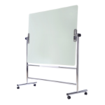 Bi-Office GQR0450 Glass 1500 x 1200mm White magnetic board