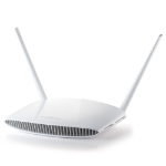 Edimax BR-6428nS V3 Fast Ethernet White wireless router