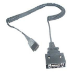 Honeywell MX7060CABLE adaptador de cable LXE 4-pin QX Gris