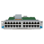 Hewlett Packard Enterprise 24-port Gig-T v2 zl Module