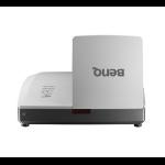 Benq MH856UST data projector 3500 ANSI lumens DLP 1080p (1920x1080) 3D Desktop projector Black, White