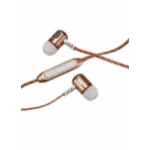 Altec Lansing MZX148 Headset In-ear Gold,White
