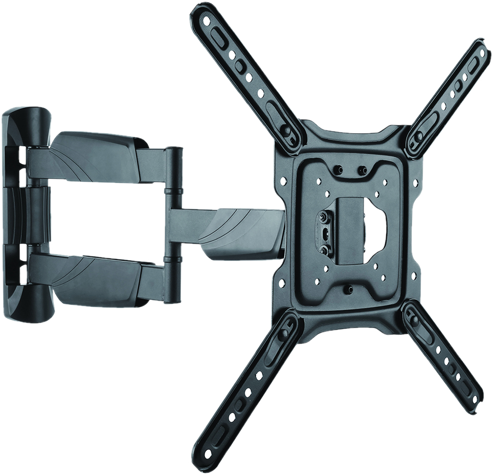 Value 17.99.1144 flat panel wall mount Black