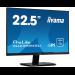 """iiyama ProLite XU2395WSU-B1 LED display 57.1 cm (22.5"""") 1920 x 1200 pixels WUXGA Flat Matt Black"""