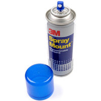 3M SPRAYMOUNT ADHESIVE 200ML 3M