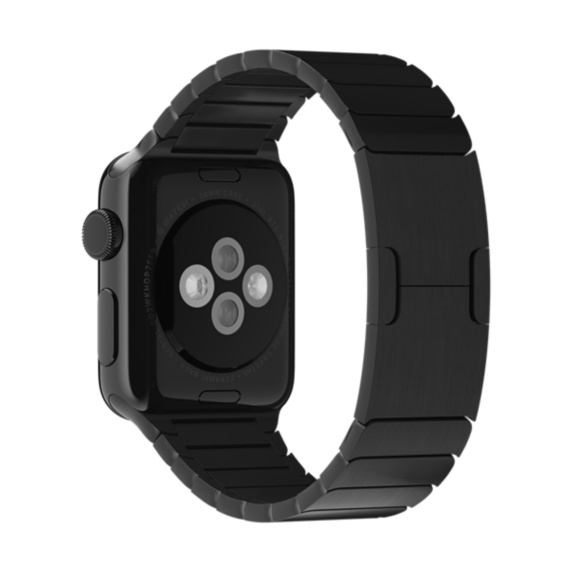 Apple MJ5H2ZM/A Band Black Stainless steel