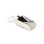 Black Box FMTP623S-100PAK wire connector RJ-45 Nickel