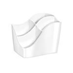CEP ELLYPSE XTRA STRNG PNCIL CUP WHITE