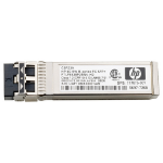 Hewlett Packard Enterprise MSA 8Gb Short Wave Fibre Channel SFP+ 4-pack Fiber optic 850nm 8000Mbit/s SFP+ network transceiver module