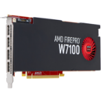 AMD FirePro W7100 8GB FirePro W7100 8GB GDDR5 graphics card