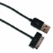 Urban Factory Cable USB to 30pin MFI certified - Black 1m
