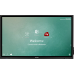 "Viewsonic IFP8630 interactive whiteboard 2.18 m (86"") 3840 x 2160 pixels Touchscreen Black"