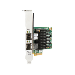 Hewlett Packard Enterprise Ethernet 10Gb 2-port 557SFP+ Internal Fiber 10000Mbit/s networking card
