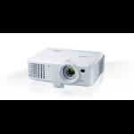 Canon LV X320 videoproyector 3200 lúmenes ANSI DLP XGA (1024x768) Proyector para escritorio Blanco