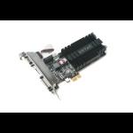 Zotac ZT-71304-20L graphics card NVIDIA GeForce GT 710 1 GB GDDR3