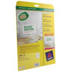 Avery Removable Self-Cling Signs White 10pc(s) self-adhesive label