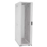 NetShelter SX 45U 600mm Wide x 1070mm Deep Enclosure with Sides White