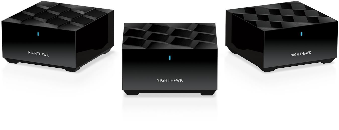Netgear MK63 Repetidor de red 10,100,1000 Mbit/s Negro