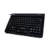 Accuratus KYBNA-SIL-MINCBK keyboard USB QWERTY English Black