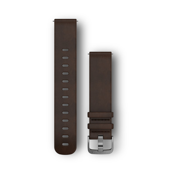 Garmin 010-12691-01 smartwatch accessory Band Brown Leather
