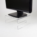 Newstar Acrylic Monitor Raiser (Fixed Model)