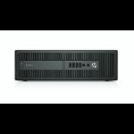 HP ProDesk 600 G2 SFF 3.7GHz i3-6100 SFF Black