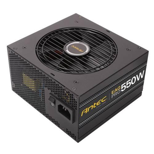 Antec EA550G Pro GB power supply unit 550 W 20+4 pin ATX Black