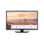 "LG 24LT661HBZA hospitality TV 61 cm (24"") HD 250 cd/m² Black Smart TV 10 W B"