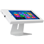 "SecurityXtra SecureDOCK UNO Desk Display tablet security enclosure 25.6 cm (10.1"") White"