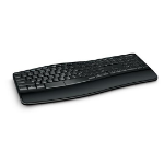 Microsoft Sculpt Comfort Desktop RF Wireless QWERTY English Black keyboard