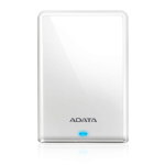 ADATA HV620S external hard drive 1000 GB White