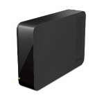 Buffalo DriveStation HD-LCU3 2000GB Black external hard drive