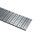 Prism Enclosures 12U 300mm Straight cable tray Aluminium