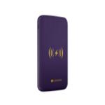 Canyon CNS-TPBW8P power bank Lithium Polymer (LiPo) 8000 mAh Wireless charging Purple