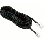 Brother ISDN-Cable RJ45 > RJ11 networking cable 1.5 m Black
